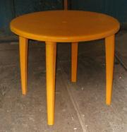 Столы раскладные и барные табуретки